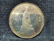 Canada, One Dollar 1994 (War Memorial), EF, AQ94